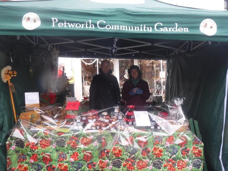 Men's Shed Petworth - Petworth Christmas Fair 2018