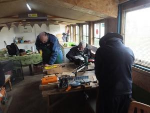 Petworth Community Garden - Men's Shed Petworth