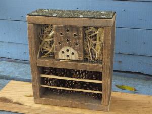 Rustic bug house