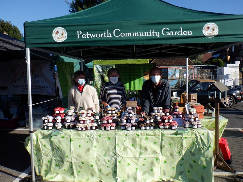 Petworth Farmer's Market September 2020