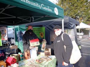 Petworth Farmer's Market December 2020