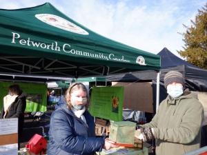Petworth Farmer's Market January 2021